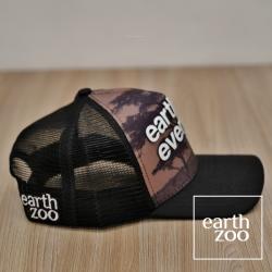 Boné Earth Zoo Earth Day Every Day Estampado